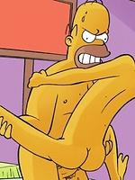 Gay fuckers from Springfield